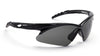 ESP Sport Pro - Gloss Black Frame - Grey Melanin Polarized Lenses