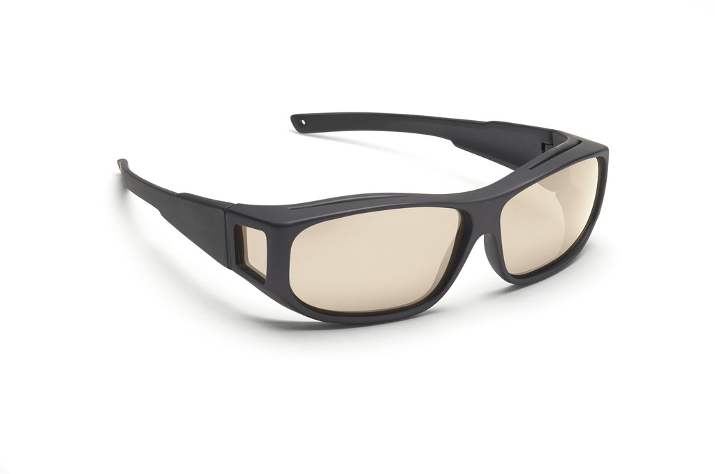 Over the Glasses - High Definition - Matte Black Frame - (S/M) - espeyewear