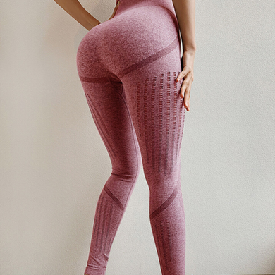 Leggings Scrunch Rosa