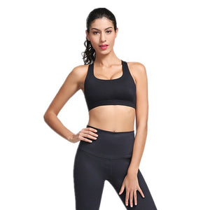 Sport Bra Strappy Back