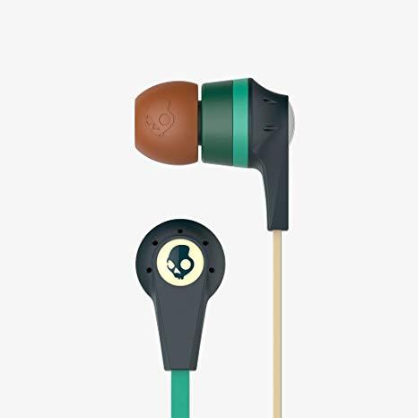 INK'D 2 *mic'd* SKULLCANDY EARPHONES