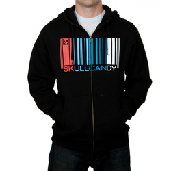 Skullcandy Guy's Fully Coded Hoodie Black