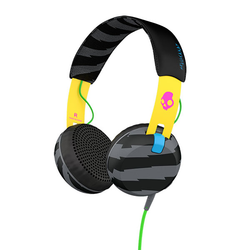 SKULLCANDY GRIND ON-EAR HEADPHONES