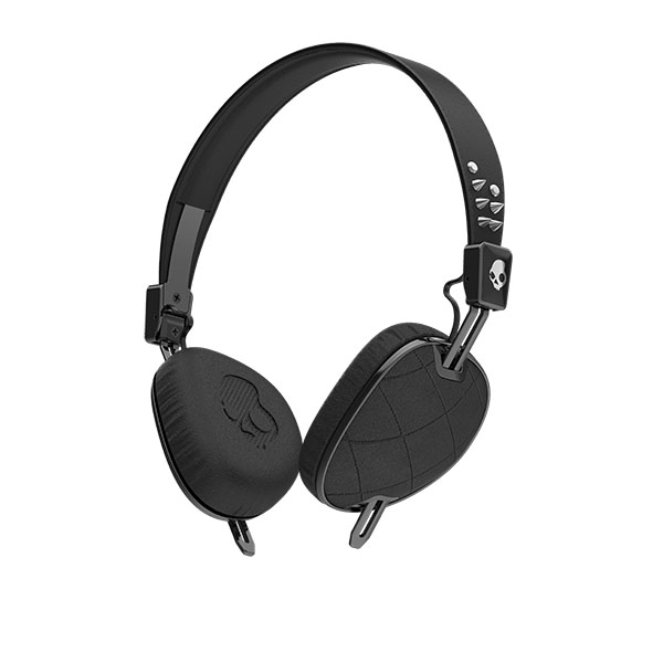 KNOCKOUT SKULLCANDY ON-EAR HEADPHONES