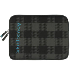 Skullcandy Black & Grey Neoprene Shattered Sleeve Soft Case For Laptop 15 ""