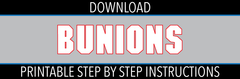 Download PF Performance Tape - Bunions Application Guide