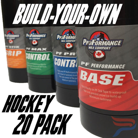 Build-Your-Own Hockey 20 Pack - The Proformance Group, Inc.