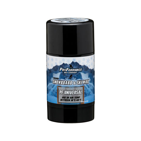 Premium Snowboard & Ski Wax - Universal - The Proformance Group, Inc.