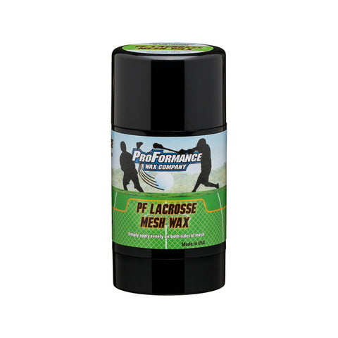 PF Lacrosse Mesh Wax - The Proformance Group, Inc.