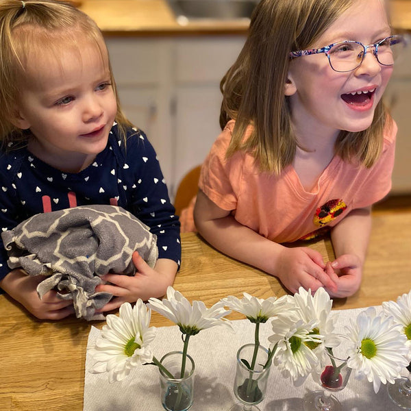 Fun, Flowery Activities for Kids Stuck Indoors