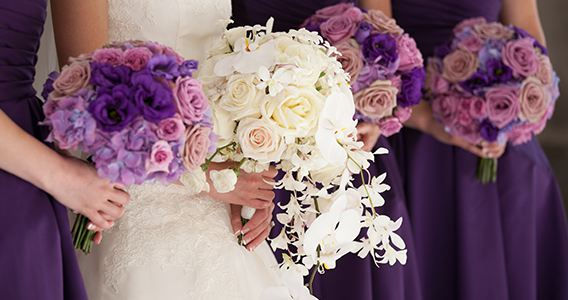 How to match bouquets to brides for beautiful results