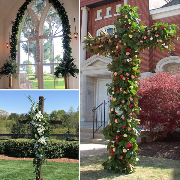 Flowering the Cross – An Easter Tradition