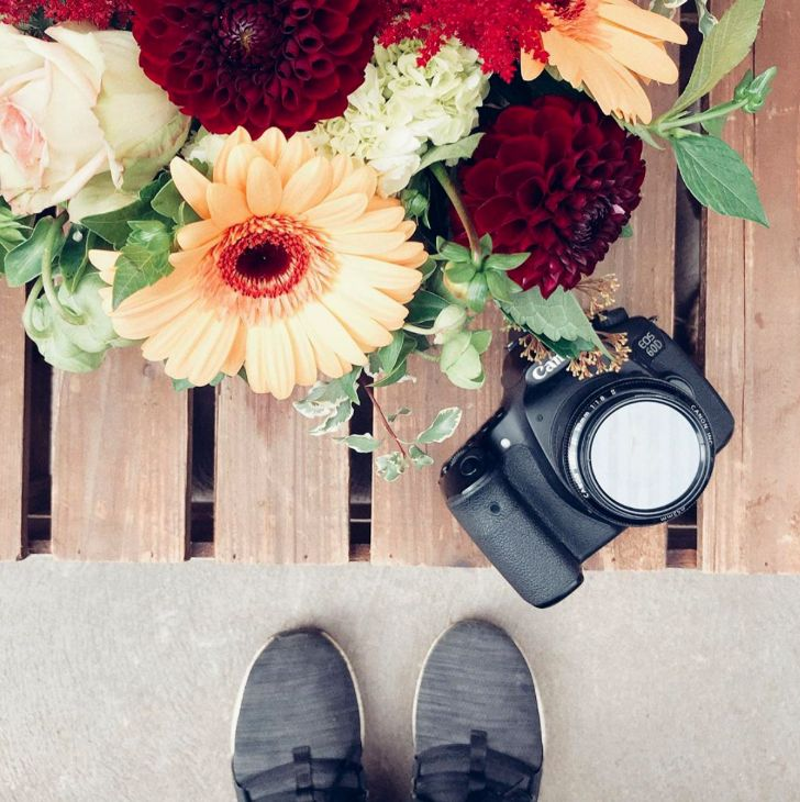 Promote your Flower Business with Videos via Smartphone
