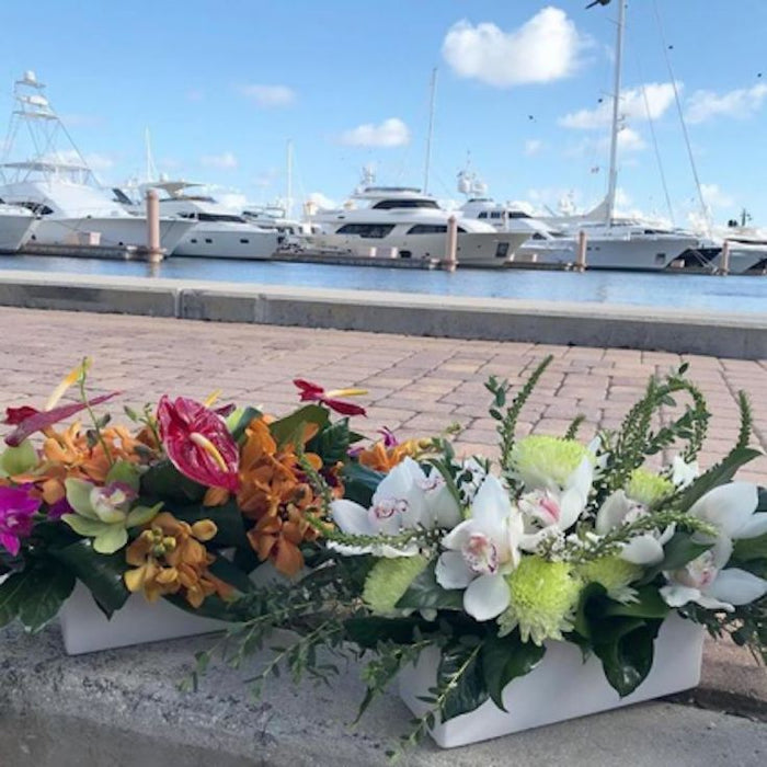 Yacht Flowers Designs, Going Places in a New Niche