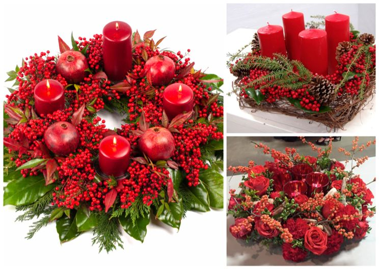 Increase Holiday Sales with Advent Wreaths