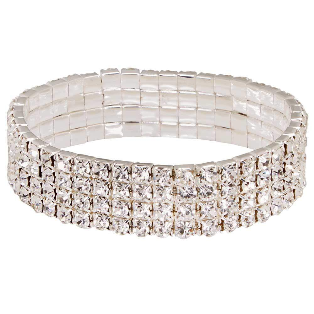 Rhinestone Wristlets - Oasis Floral Products NA