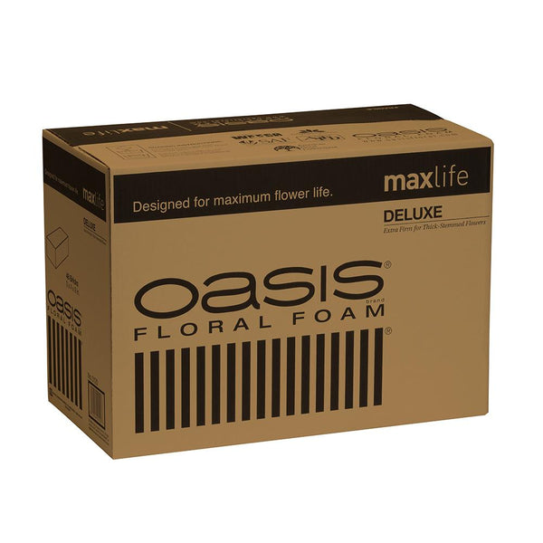 OASIS® Deluxe Floral Foam Maxlife - Oasis Floral Products NA