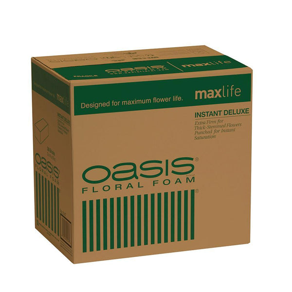 OASIS® Instant Deluxe Floral Foam Maxlife - Oasis Floral Products NA