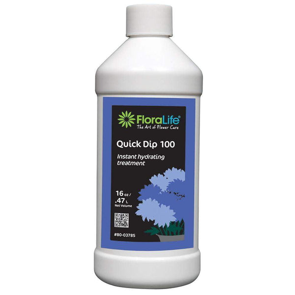 Floralife® Quick Dip 100 Instant hydrating treatment - Oasis Floral Products NA