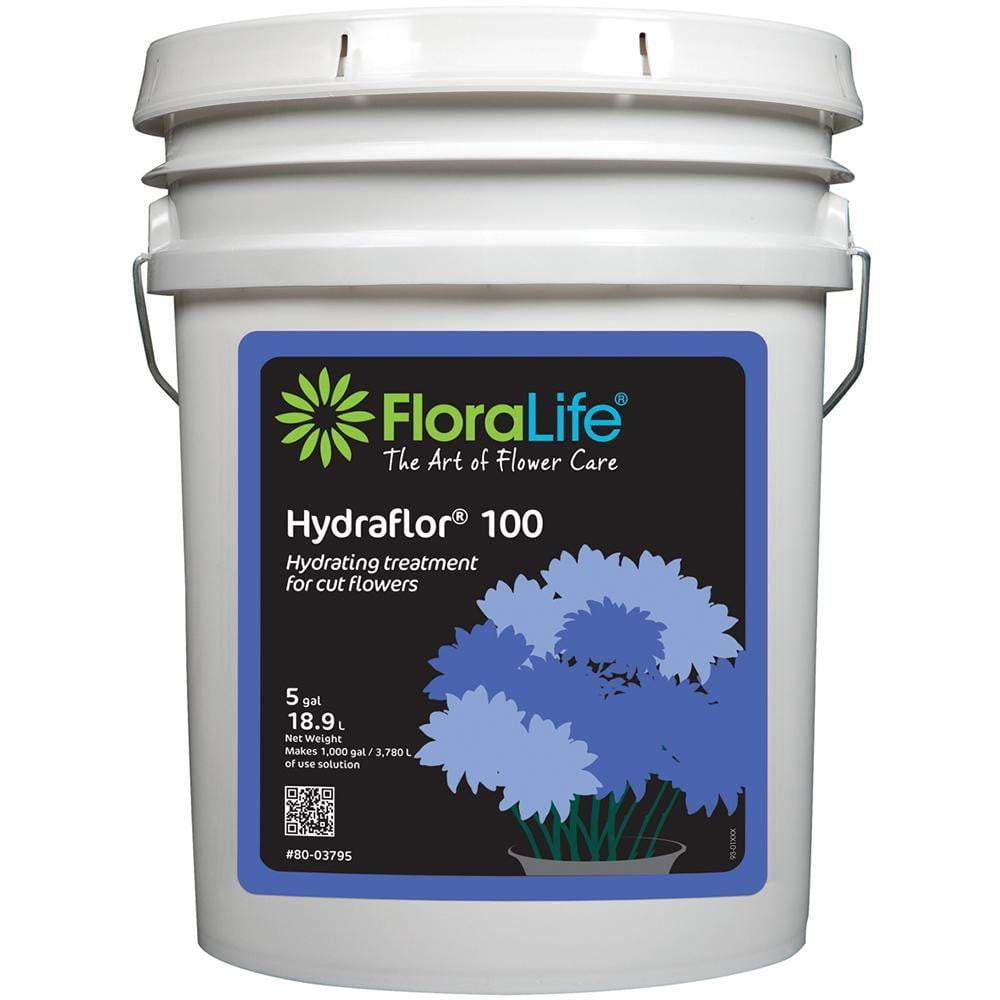 Floralife® HYDRAFLOR®100 Hydrating treatment - Oasis Floral Products NA