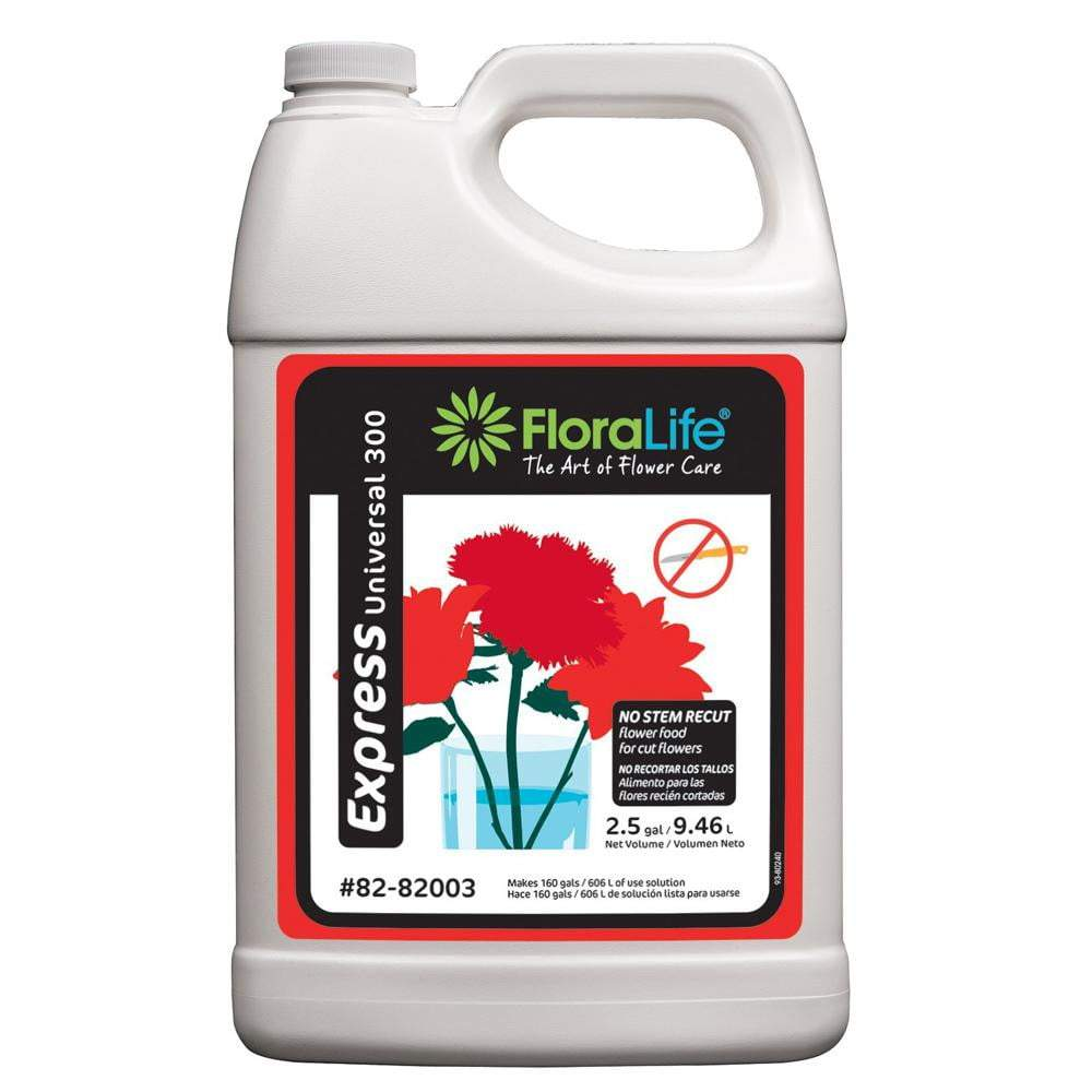 Floralife® Express Universal 300 - Liquid - Oasis Floral Products NA