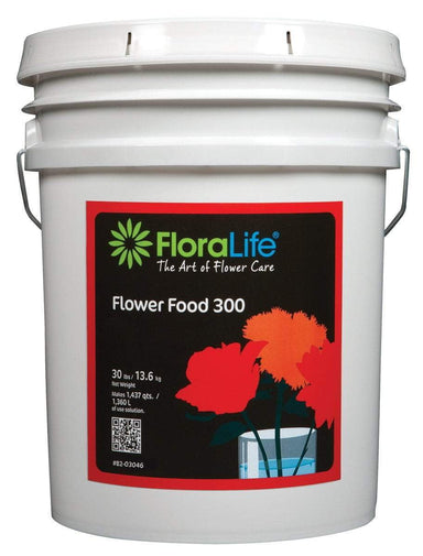 Floralife® Flower Food 300 - Powder - Oasis Floral Products NA