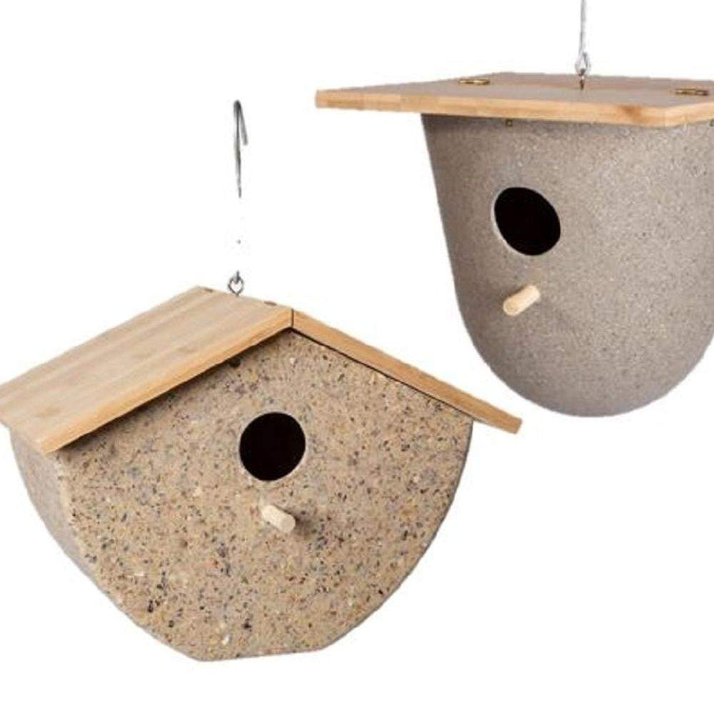 ECOssentials Birdhouse - Oasis Floral Products NA