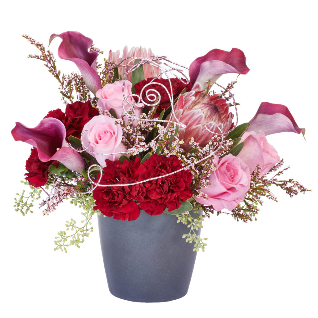Valentine's Day Floral Design