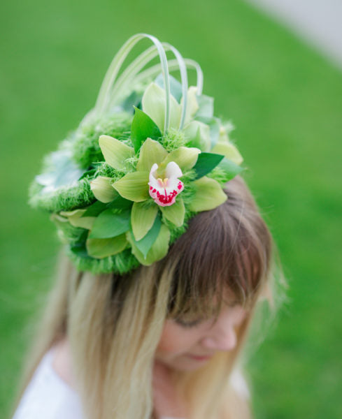 Floral Fascinator | Oasis Floral Proucts