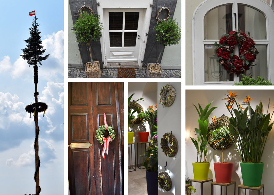 European Floral Wreathes | OASIS Floral Products