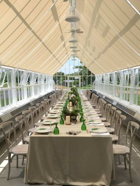 Greenhouse Reception Table   OASIS Floral Products