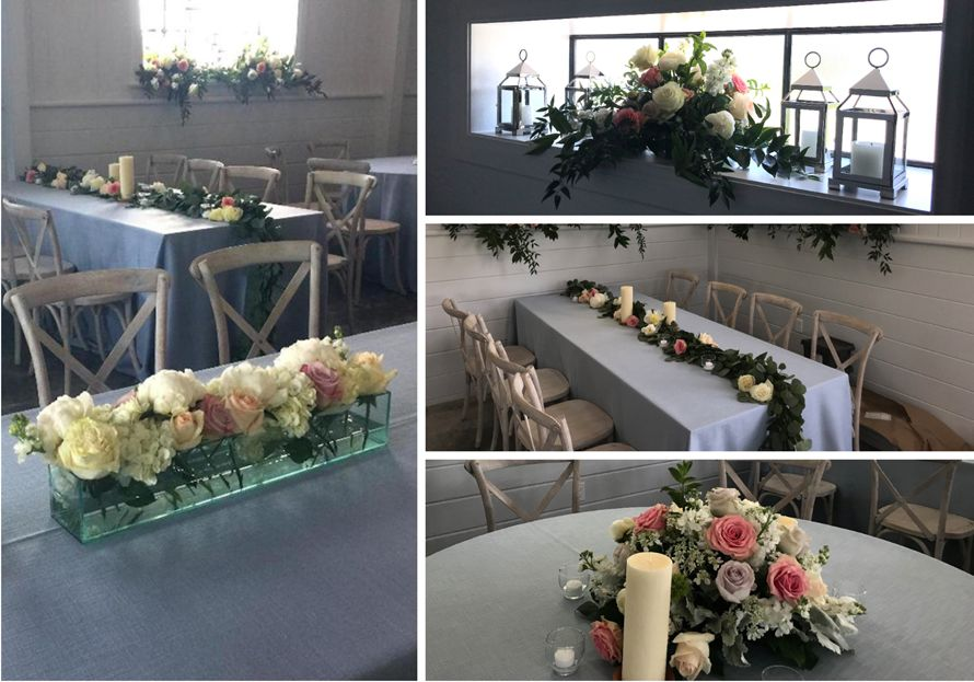 Horse Farm Reception Flowers | OASIS Floral Products