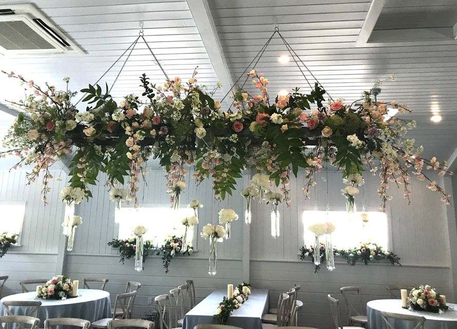 Hanging Floral Chandelier | OASIS Floral Products