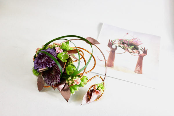 Contemporary Bouquet | Oasis Floral Products