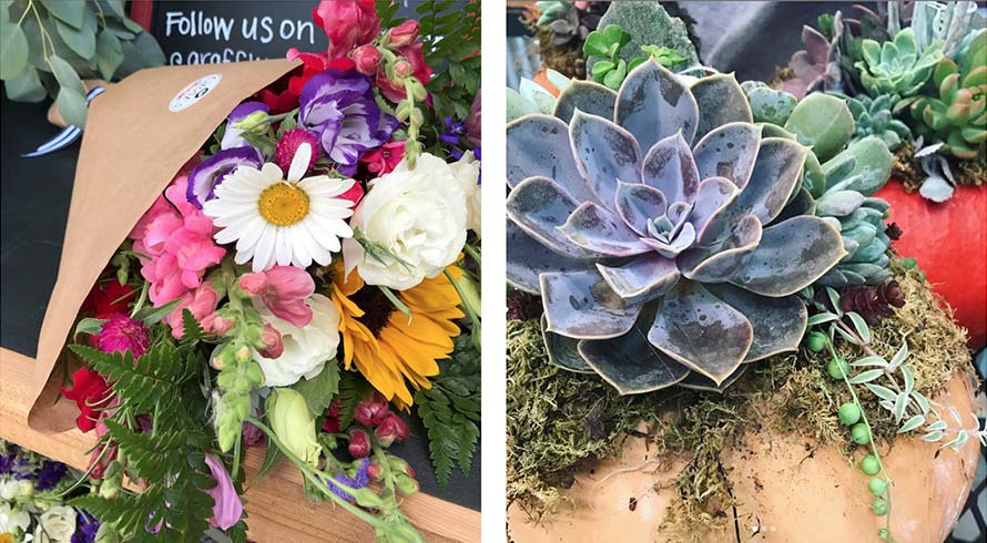 3 Flower Trucks 3 Different Fresh Flower Experiences Oasis Floral Products Na