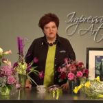 Valentine's Day Floral Design Video: Impressionism