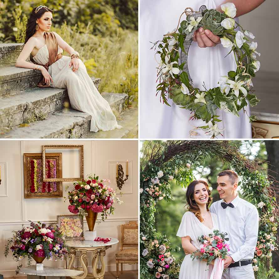 Wedding flower trends 2018 | OASIS Floral Products