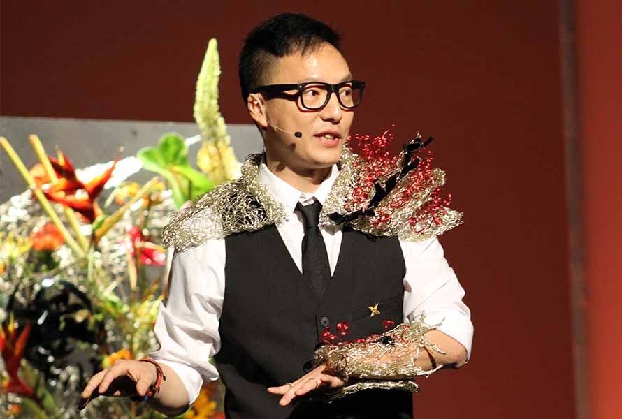 AIFD symposia presentation Donald Yim | OASIS Floral Products