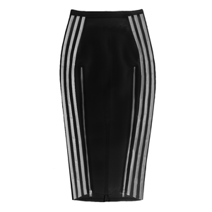 Double Zip Skirt