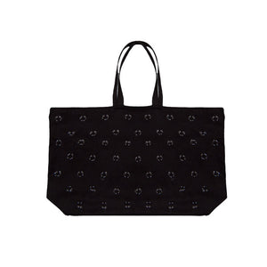 Pierced Oversized Tote Bag