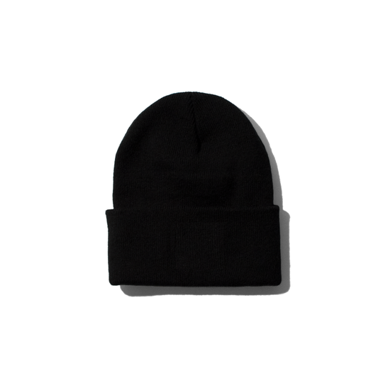 No Smiley Face Beanie