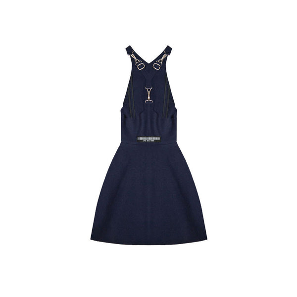 Heritage Wool Hardware Dress