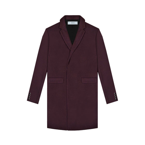 Heritage Wool Overcoat