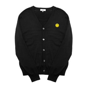 No Smiley Face Cardigan