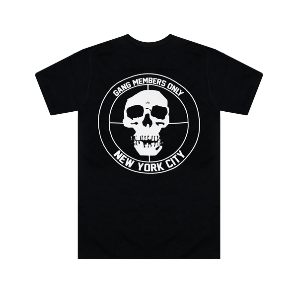 Gang Members Only T-Shirt