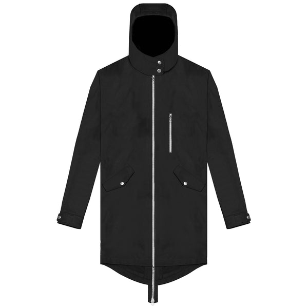 Restricted Content Parka