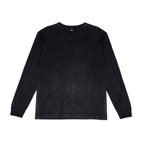 Leather Effect Longsleeve