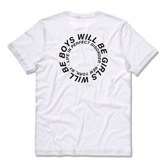 Boys will be Girls, Girls will be Boys V2 Tee