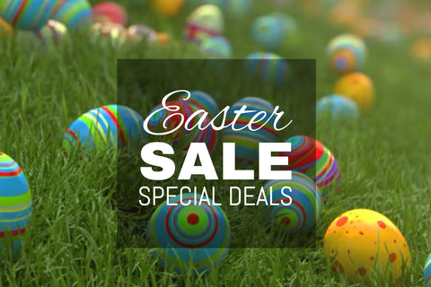 Khyam Easter 'Blink and you'll miss' 1 a day sale graphic