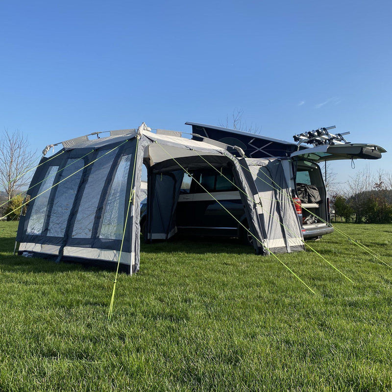 2021 Motordome Dub Hub & Bedroom Annexe 'Sleeper' Awning Bundle